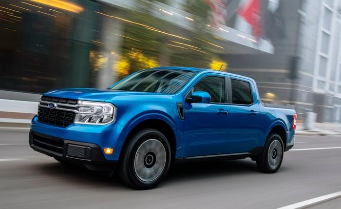 Ford Maverick EPA Rating Comes In At 42-MPG City