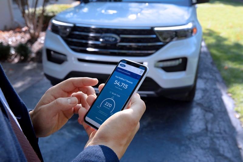New FordPass Reward Program Membership Tiers