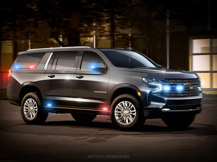 GM Defense Gets U.S. Contract For Heavy Duty Suburbans