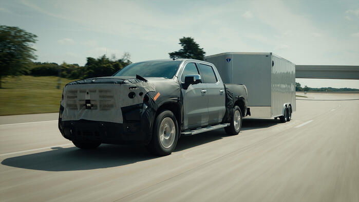 2022 GMC Sierra Gets Super Cruise With Hands-Free Towing