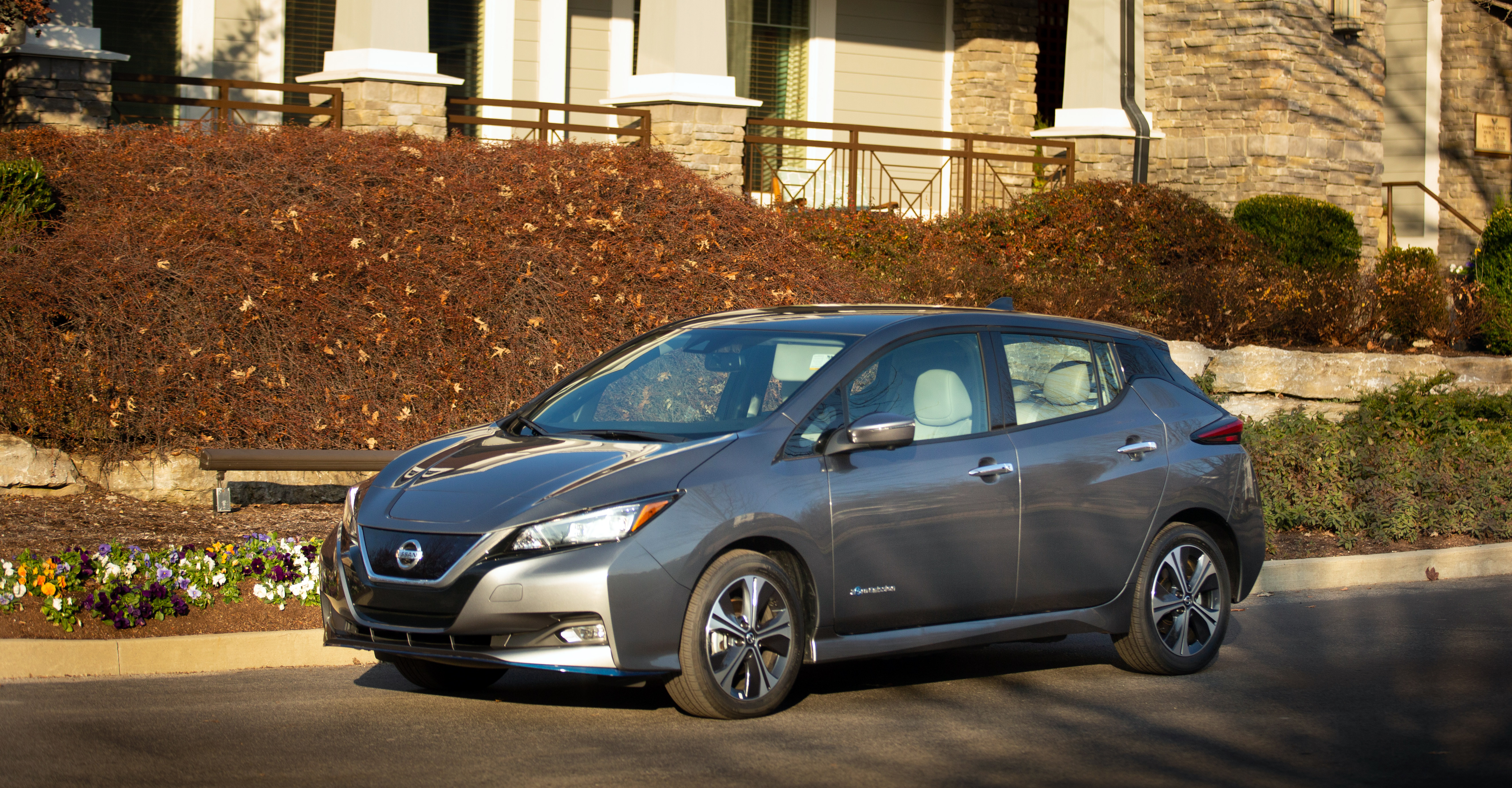 Nissan Drops LEAF EV Price, Adds More Standard Features