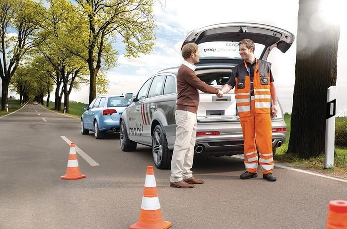 Store Your Vehicles' Roadside Assistance Number