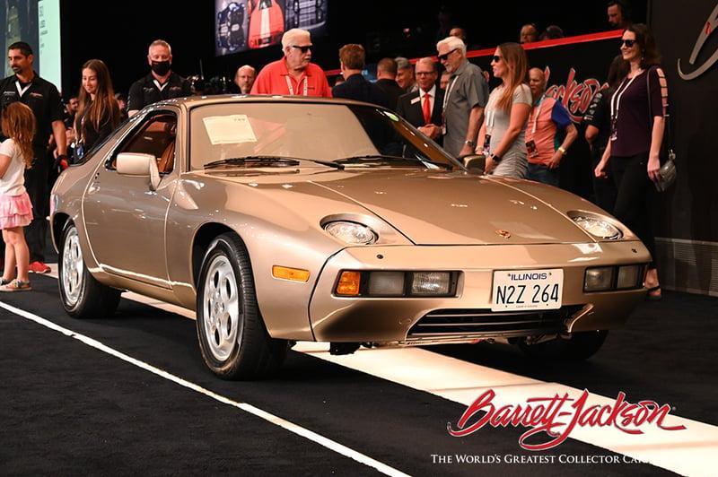 Tom Cruise's Risky Business Porsche Brings Almost $2 Million