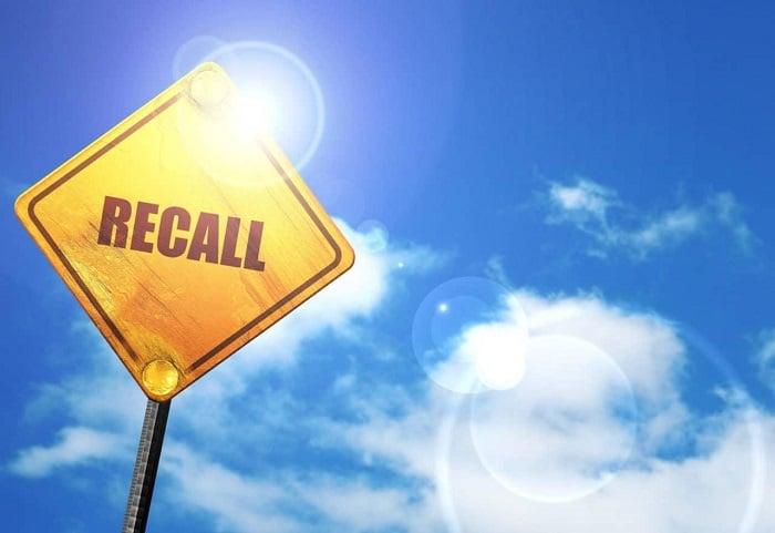 Weekly Recalls: Ford (2), Nissan (2), Chrysler, Honda/Acura