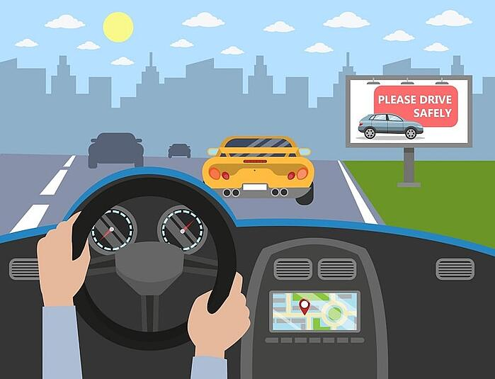 5 Ways to Be A Safer Driver in 2021