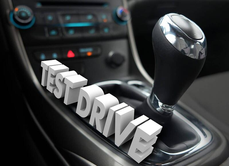 Car Pro Advice: Taking The Proper Test Drive