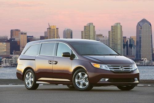 2012 Honda Odyssey Touring Elite Review
