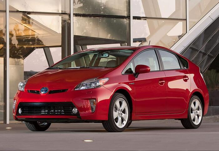 Test Drive: 2015 Toyota Prius Four Review