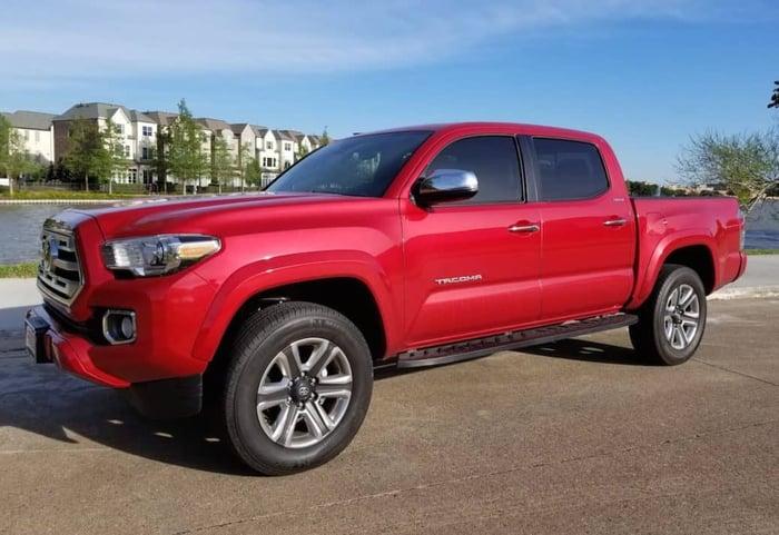 2018 Toyota Tacoma TRD Sport Test Drive