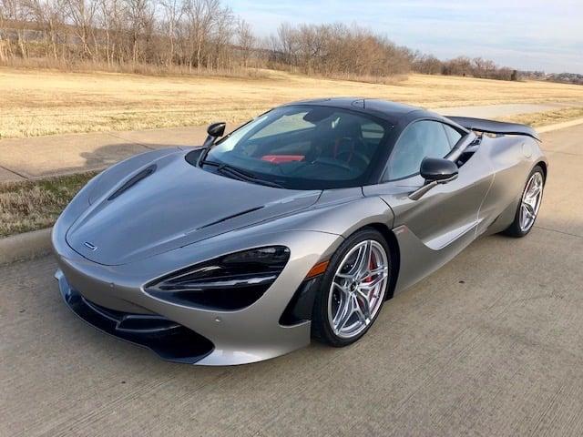 2019 McLaren 720S Review
