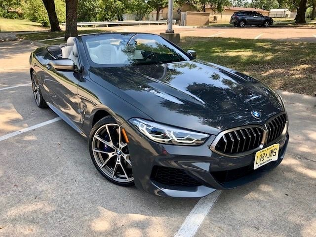 2019 BMW M850i xDrive Convertible Review