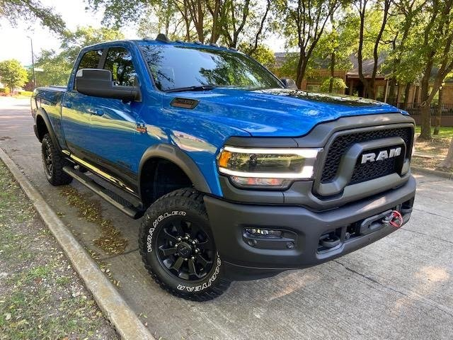 2020 Ram 2500 Power Wagon Review and Test Drive