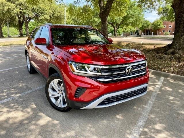 2020 Volkswagen Atlas Cross Sport SEL AWD Review