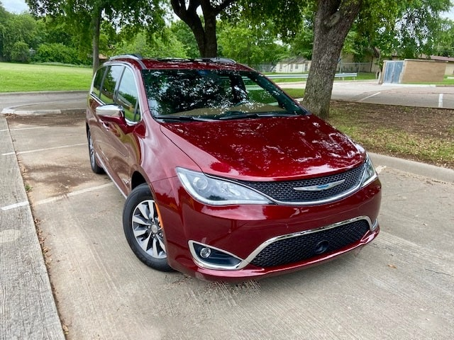 2020 Chrysler Pacifica Hybrid Limited Review
