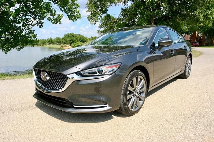 2020 Mazda6 Signature Review