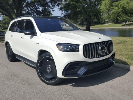 2021 Mercedes-AMG GLS 63 Review