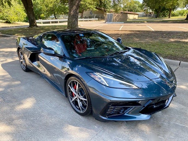 2020 Chevrolet Corvette Stingray Review and Test Drive