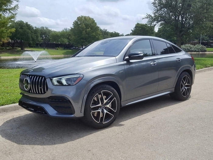 2021 Mercedes-AMG GLE 53 Coupe Review