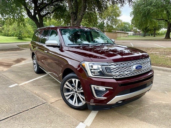 2020 Ford Expedition Max Platinum Review