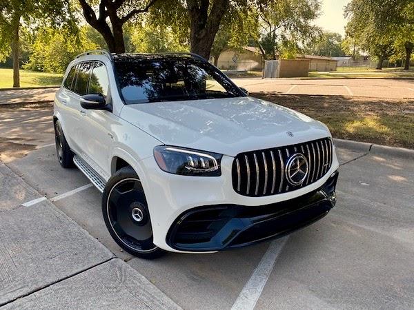 2021 Mercedes-Benz AMG GLS 63