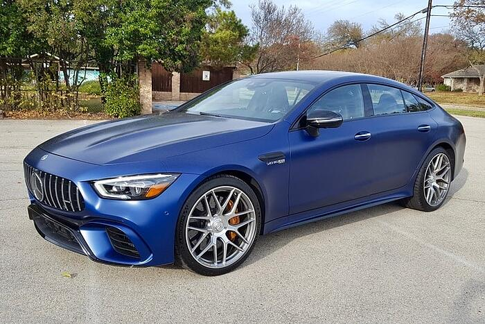 2020 Mercedes-AMG GT 63 S Review