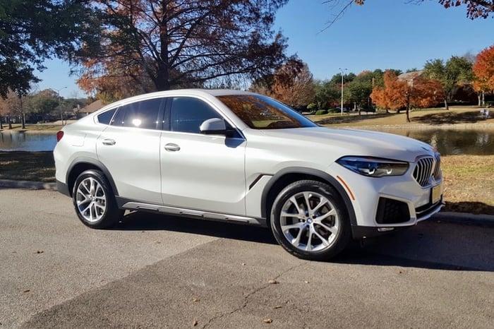 2020 BMW X6 xDrive 40i Review
