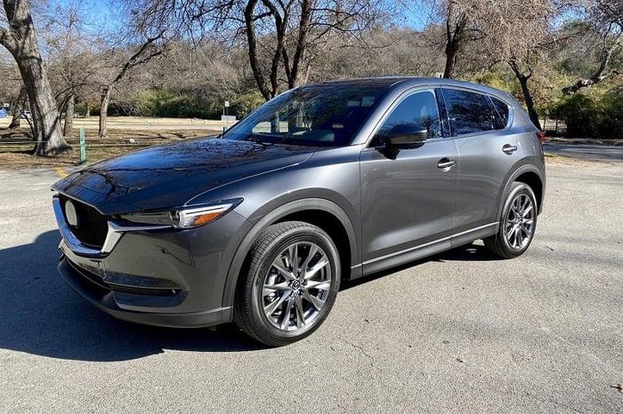2021 Mazda CX-5 Signature AWD Review
