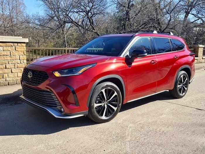 Best-Selling Mid-Sized SUVs in July 2021