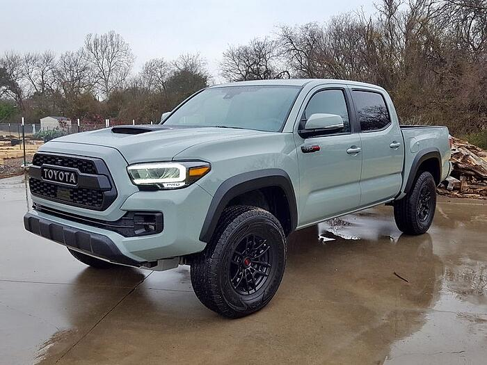 2021 Toyota Tacoma TRD Pro Review