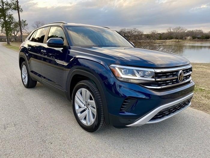 2021 VW Atlas Cross Sport V6 SE w/Technology Review