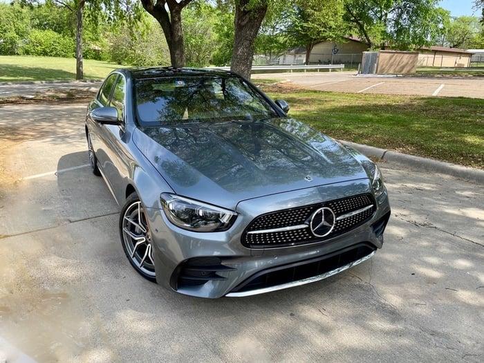 2021 Mercedes-Benz E350 4MATIC Review