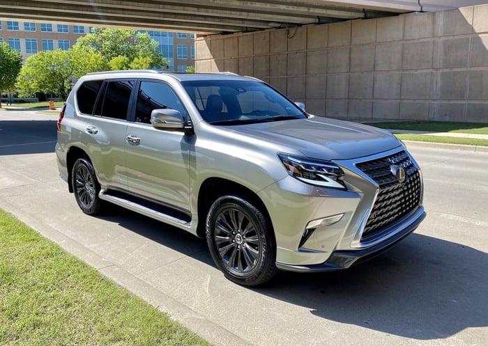 2021 Lexus GX 460 Luxury Review