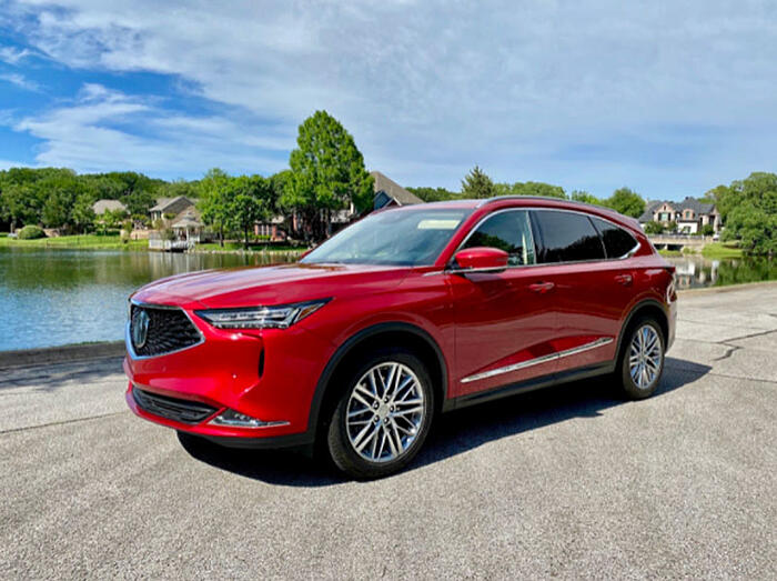 2022 Acura MDX SH-AWD Advance Review