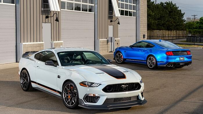 """Ford Mustang Is The """"Most American Made"""" Car"""