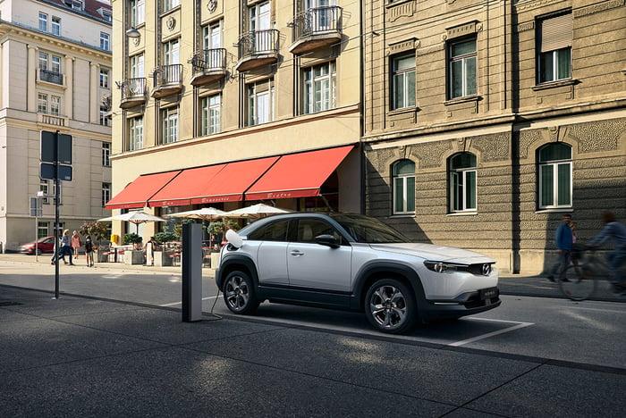 Mazda Will Launch Three New SUVs By 2023