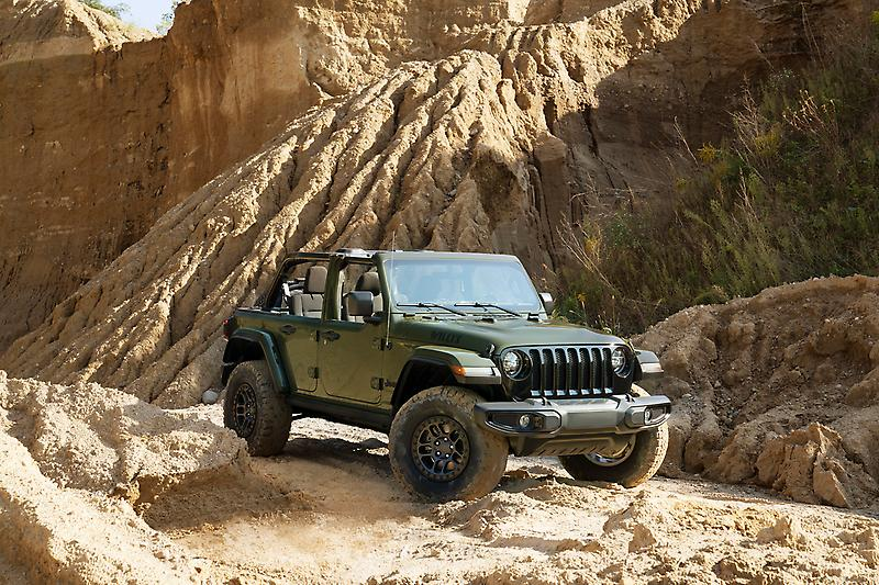 Introducing The Jeep Wrangler Willys Xtreme Recon Edition