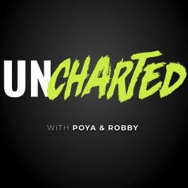 Uncharted Podcast logo