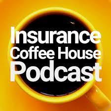 insurance coffee house logo