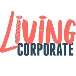 living corporate logo