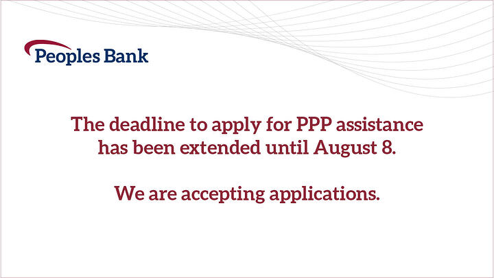 Image that says the deadline to apply is August 8