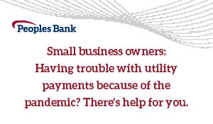 Small business owners can get utility assistance