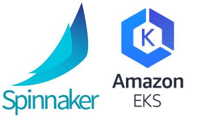 Spinnaker EKS logo combined
