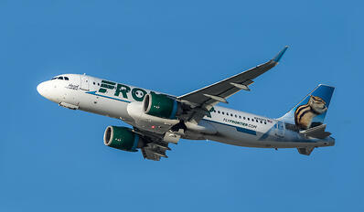 Frontier Airlines Selects Vistair's DocuNet to Drive Superior Levels of Efficiency