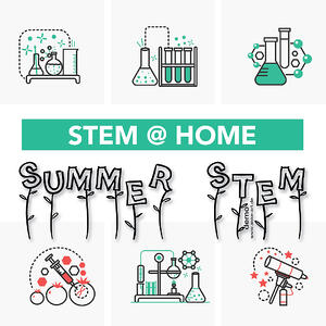 At Home STEM Activities for Parents
