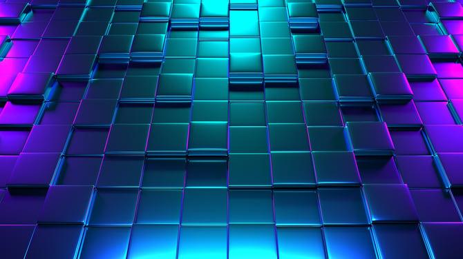 abstract cubes process representation