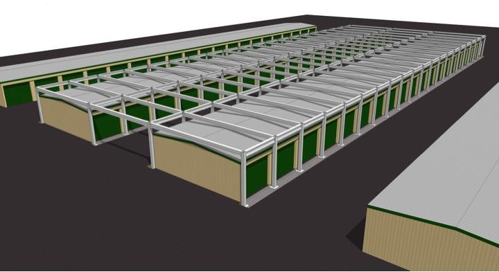 Tags Self Storage Construction Multi Story Self Storage