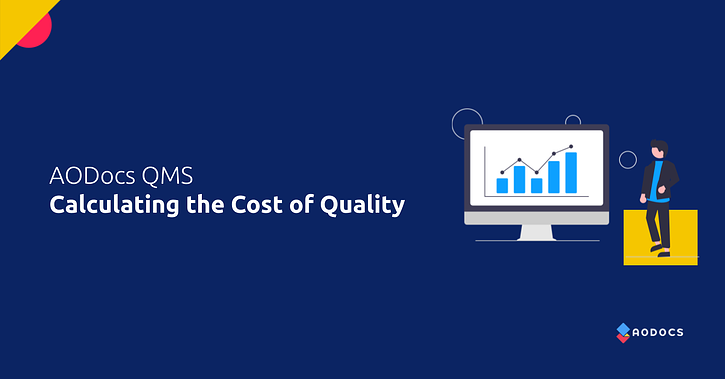 QMS: Calculating the Cost of Quality