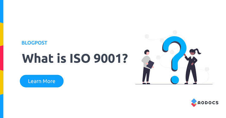 What is ISO 9001?