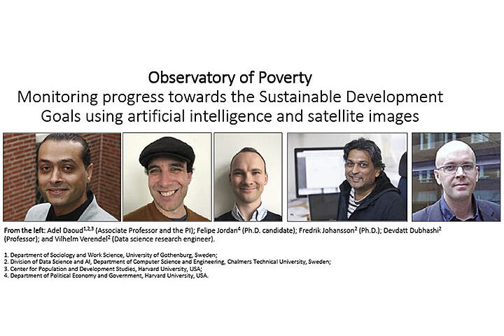 GEO-GEE Project: Multidimensional poverty data for Africa