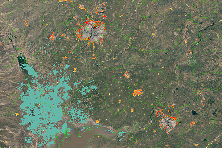 GEO-GEE project: Disaster forecasting, mitigation and response